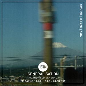 Generalistation with Midfield General - 13.11.2020