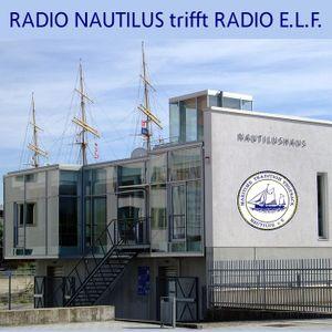 Radio Nautilus trifft Radio E.L.F. 21. 05. 2016