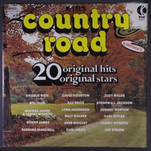 Adventures in Vinyl--Country Road, 1975