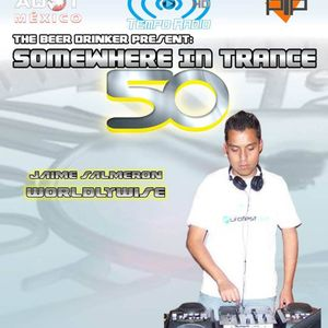 Somewhere In Trance EP 050 - worldly-wise Guest Mix