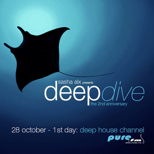 Sasha Alx - The 2nd Anniversary Of Deep Dive (day1 pt.01) [28-29 Oct 2012] on Pure.FM