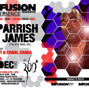 LIVE - Warmup Mix @ Infusion Magazine Experience, Club 360 Dubai (22 Dec '12)