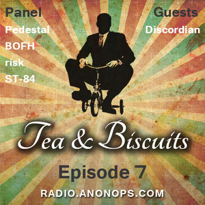 Tea & Biscuits 1x07 -- Order out of Biscuits