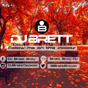 Dj Brett Gray /// Autumn 2018 Mini Mix ///