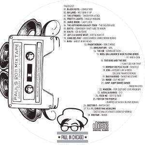 Paul's 2011 Mixtape