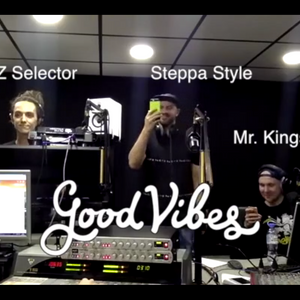 NZ Selector Live @ Good Vibes Radio Show / Megapolis 89.5 Fm, Moscow, Russia, 25.06.2017