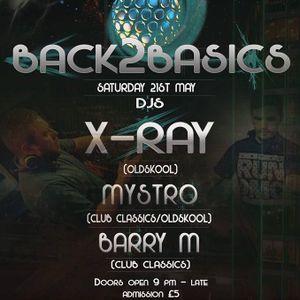 Barry M - Back2Basics 30min Promo mix