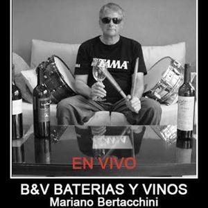 Episodio 88 B&V baterias y vinos 29-6-17 Bateristas Argentinos 2° entrega