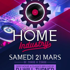 Home Industry - Will Turner - 21.03.2020