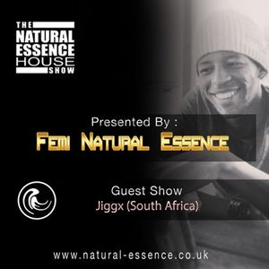 The Natural Essence House Show Episode 156 - Jiggx