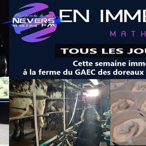 MATHIEU EN IMMERSION - GAEC DES DOREAUX - REPORTAGE INTÉGRAL