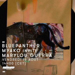 Bluepanther invite Marylou Guerra - 19 Août 2016