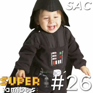 SAC 26 - Meu filho vai ter nome de Sith (com Pablo Prime)