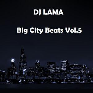 Dj_Lama (Fenix Project)- Big City Beats