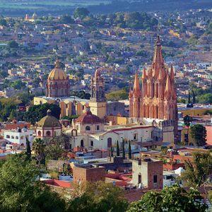 Paseos culturales: San Miguel de Allende Gto.