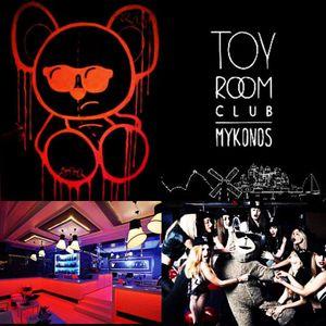 Dj Van Damme Hip Hop RnB Toy Room Mykonos (Live Vol 2)