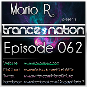 Trance Nation Ep. 062 (14.07.2012)