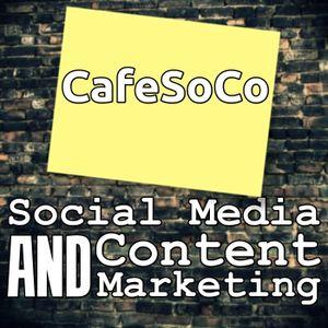 Visual Communication vs Graphic Design - CafeSoCo Ep. 202