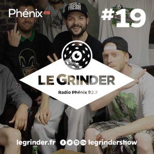 Le Grinder - EP19 - 22 juin 2016 - Part 2 : Mix par DJ Fresh D