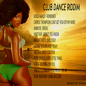 Club Dance Riddim mix