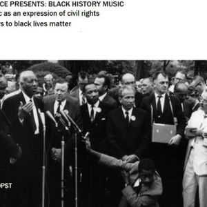 Black History - An Exploration of Music As an Expression of Civil Rights