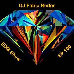DJ Fabio Reder 2016 - EDM SHOW 100