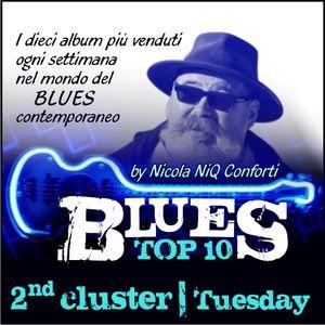BLUES TOP 10 - Martedi 21 Aprile 2015 (cluster 2)