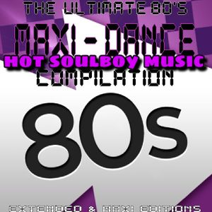 """maxi dance 80's. only 12""""2"""