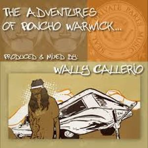 wally callerio the adventures of poncho warwick