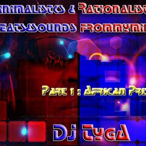 DJ TygA - MinimalistkandRationalistiKsbeatsandsoundsfrommymind
