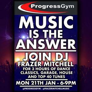Progress Gym - 21st January