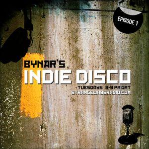 Indie Disco on Strangeways Episode 1