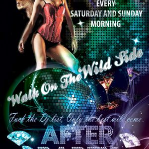 DJ R.I.P. - Walk on The Wild Side Afterparty 3-6-2012 Part 1