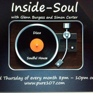 Inside-Soul Radio Show - 16 March 2017