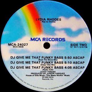 Toru S. Mid 90's HOUSE - Oct.31 1997 ft.Junior Vasquez, Clivilles & Cole, Angel Moraes