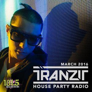 DJ Tranzit Live 101.5 FM (Phoenix, AZ) March 2016