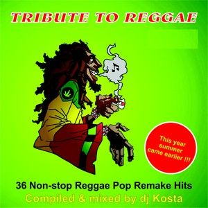 DJ Kosta - Tribute To Reggae Mix (Section Party Mixes)