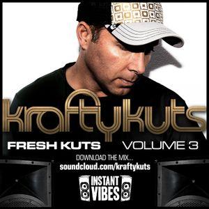 Krafty Kuts Presents Fresh Kuts Vol. 3
