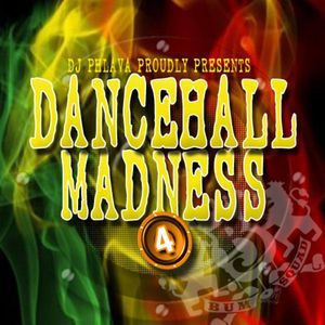 LOST FILES:  DANCEHALL MADNESS #4 [mixed 2010]