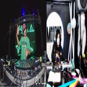 Dj dracul & Infectedz - Music connection  (J-Core - Makina - Powerstomp - Uk - Freeform and More)