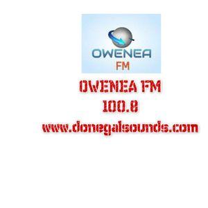 Owenea FM: Jamesie and Bridgeen present the 'J and B Sounds Show' - 27/06/15