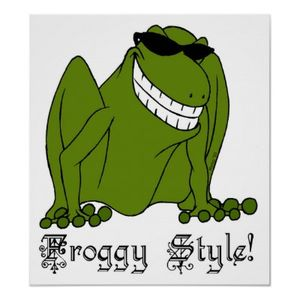 Froggy Style (house club recovery) by dj farfaday