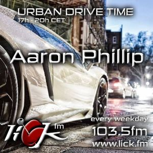 Urban Drive Time with Aaron Phillip - 8th June 2016