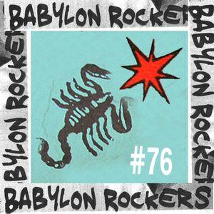 Babylon Rockers #76 w/ Marcel & Prince Dragon
