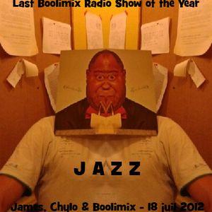 Boolimix Radio Show - 18 juillet 2012 - Last JAZZ