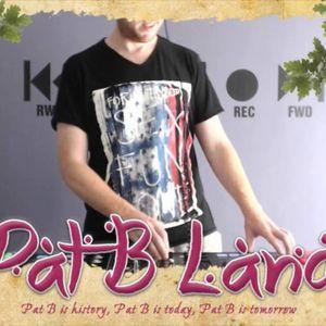Dj Pat-B Land - Tomorrowland