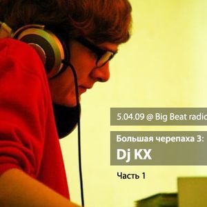 DJ KX at The Big Turtle Radio Show (pt. 1)