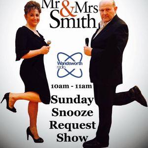 Mr & Mrs Smith's Sunday Snooze Scotland 16th April