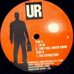 UR THE EXTRACTION -- April 2015