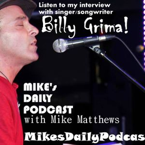 The BILLY GRIMA show!